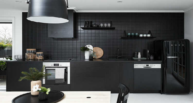 Matte Black Finishes