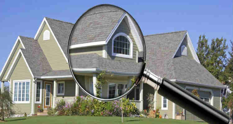examining your home