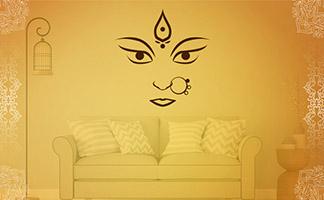 Rev up your home for Durga Pooja–DIY Decor Ideas