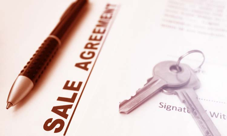 Sale Agreement - Real Estate