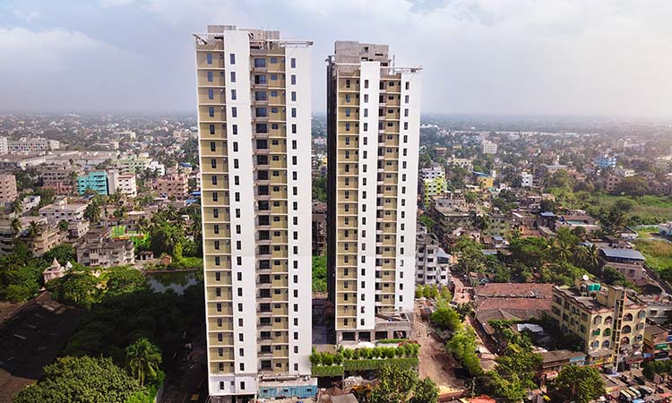 Orchard 126 Flats in BT Road