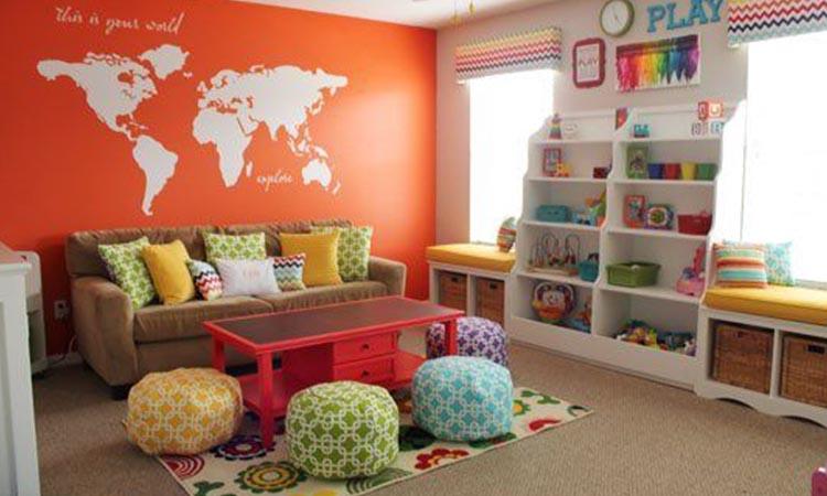 Children's Room Wall Design Ideas