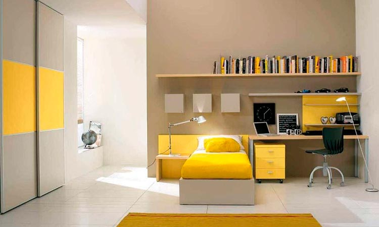 Study Room in Your Apartment
