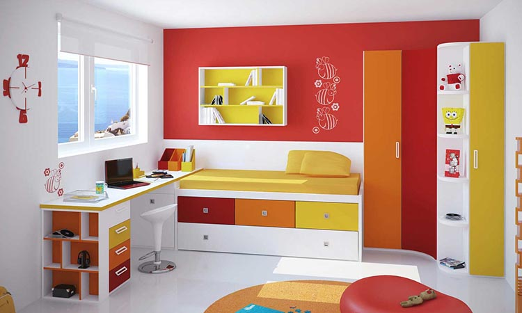 Importance of study room