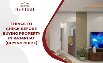 buy property in rajarhat